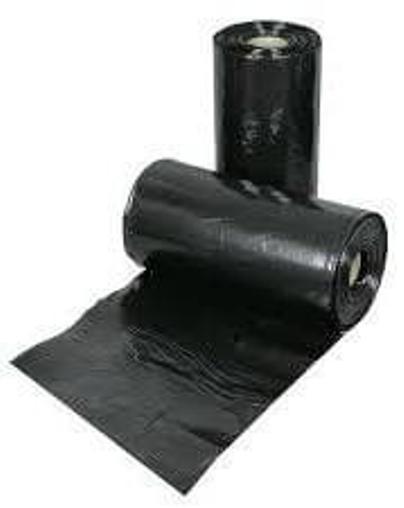 Lona Plástica Preta Leve Paperplast PREMIUM 8X100 REF50 35 Kg