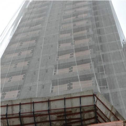 Tela de Segurança Fachadeira Anti-Queda 2,70x50m