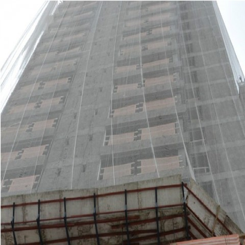 Tela de Segurança Fachada Anti-Queda 3,00x50m - Fachadeira