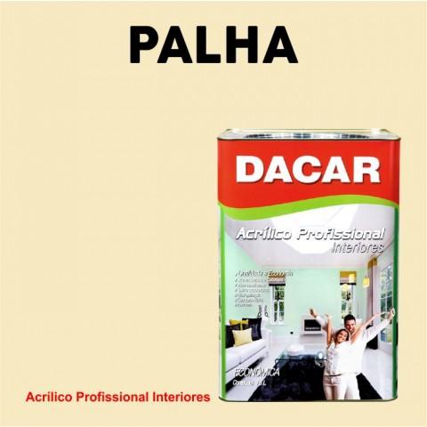 Tinta Dacar Acrílica Profissional - Palha 18lts