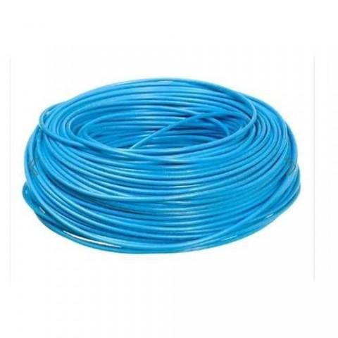 Cabo Flexível 6mm 100 Metros Azul 750V Way Fios